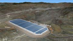 Gigafactory: una fabbrica di batterie per EV Tesla