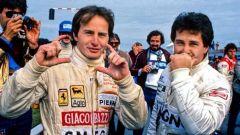 Gilles & Jacques (Sr) Villeneuve