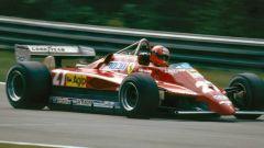 Gilles Villeneuve (Ferrari-126-C2)