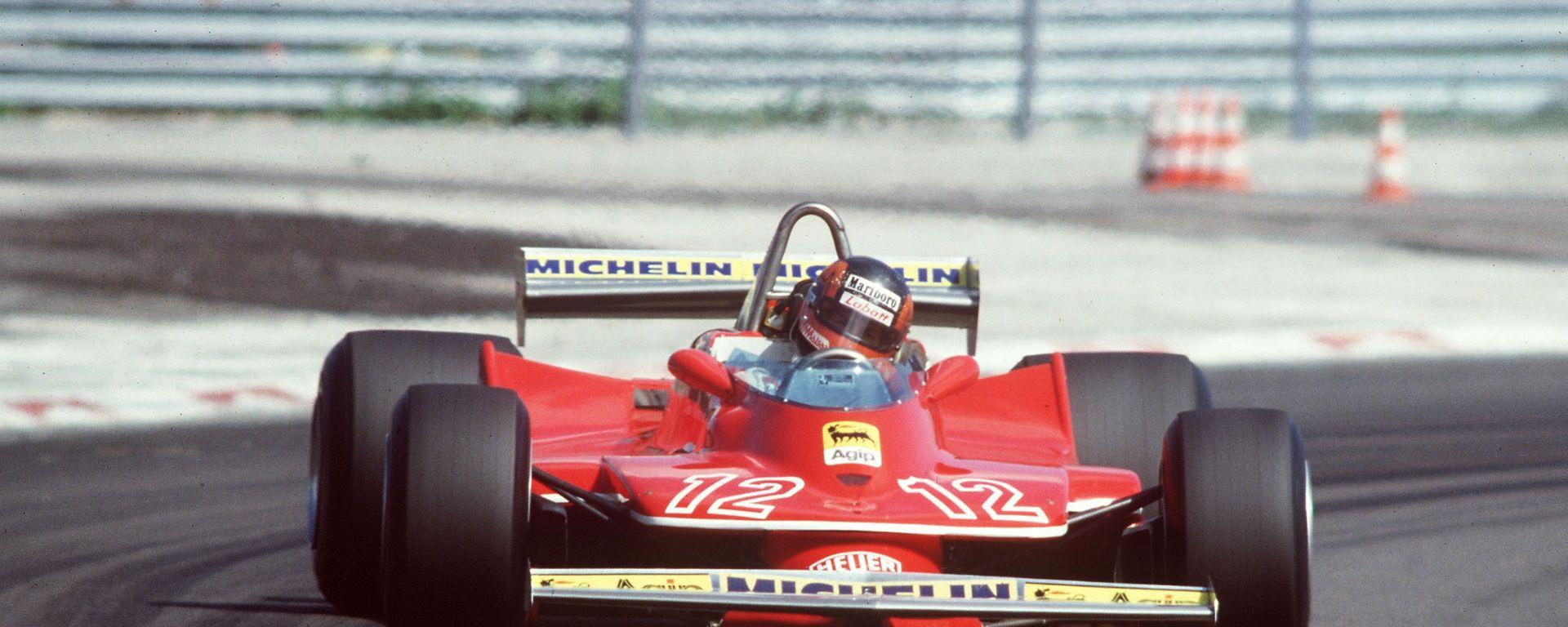 Gilles Villeneuve, un mito in mostra