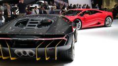 Ginevra 2016: la Lamborghini Centenario - Immagine: 4