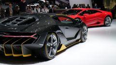 Ginevra 2016: la Lamborghini Centenario - Immagine: 1