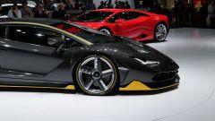 Ginevra 2016: la Lamborghini Centenario - Immagine: 5