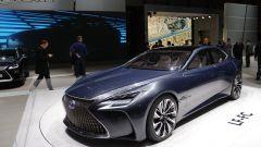 Ginevra 2016: Lexus LC 500h e LF-FC - Immagine: 4