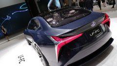 Ginevra 2016: Lexus LC 500h e LF-FC - Immagine: 5