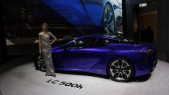 Ginevra 2016: Lexus LC 500h e LF-FC - Immagine: 9