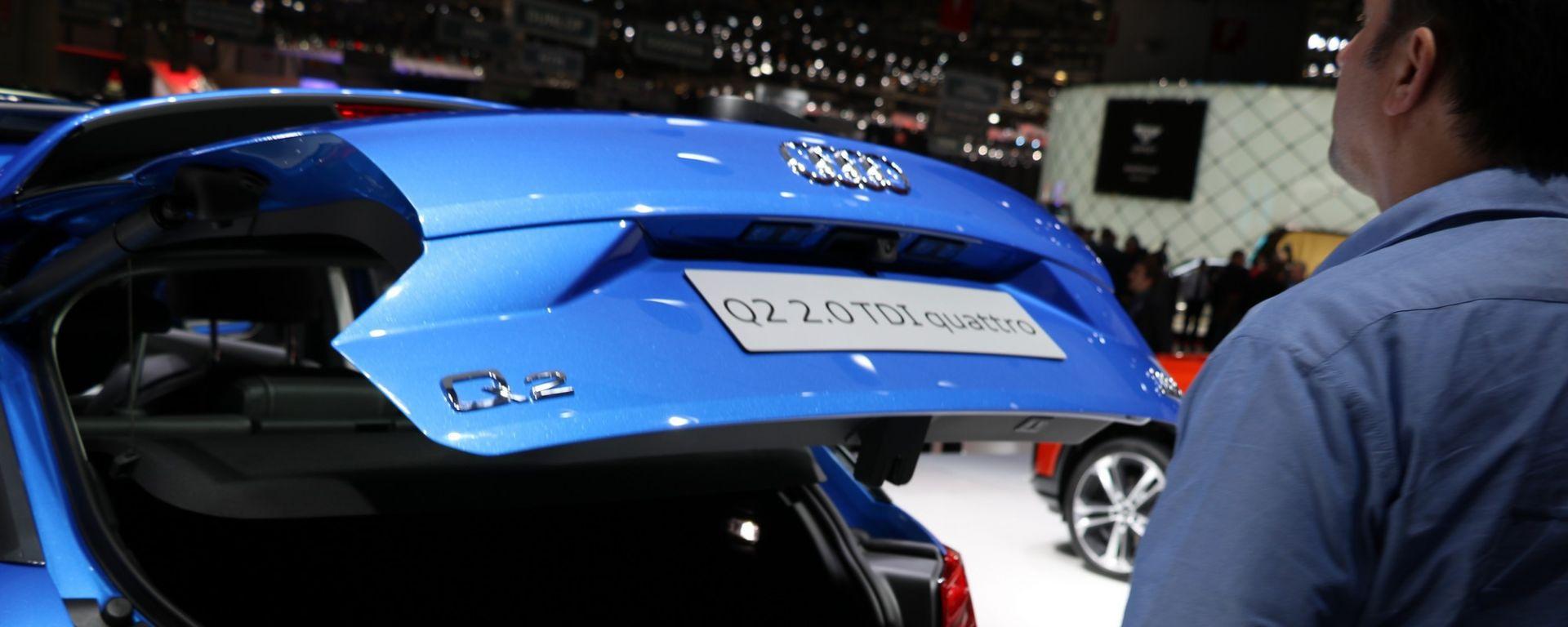 Ginevra 2016: le novità Audi