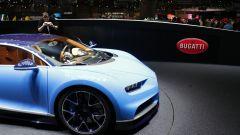 Ginevra 2016: Bugatti Chiron - Immagine: 3