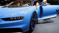 Ginevra 2016: Bugatti Chiron - Immagine: 5