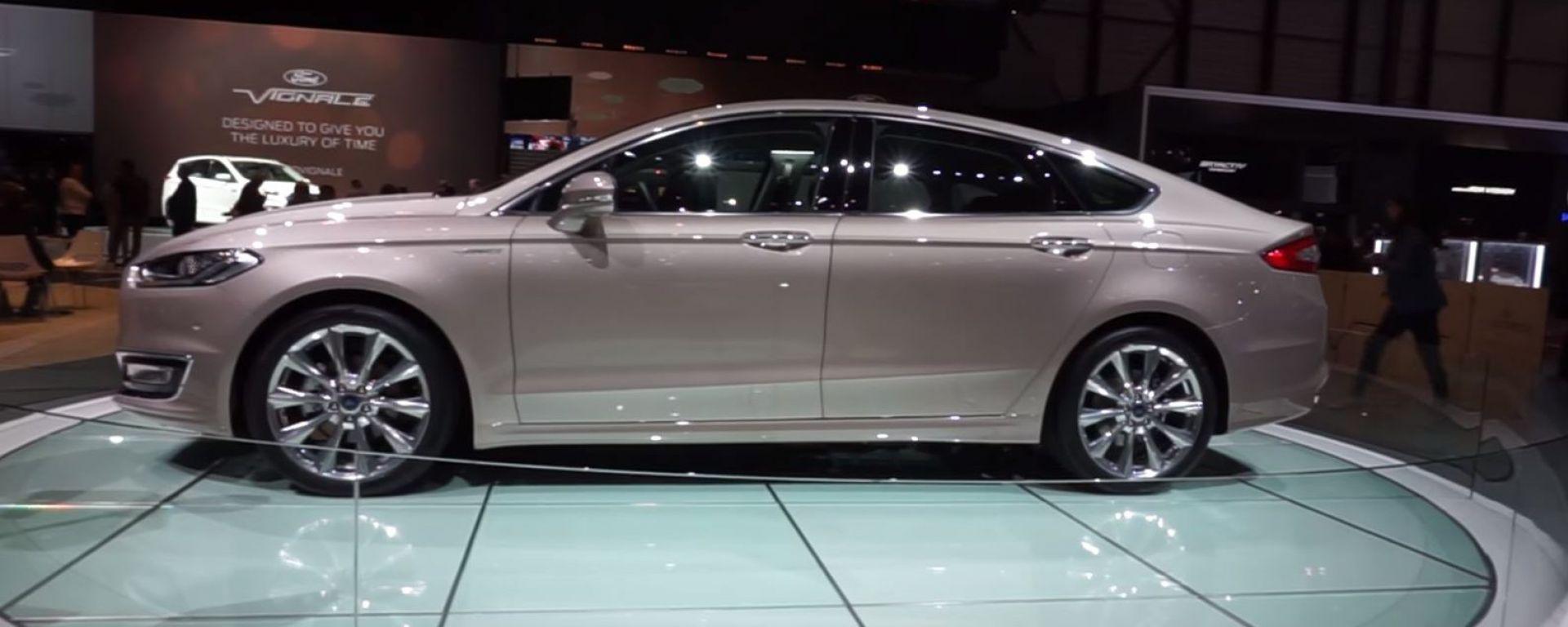 Ginevra 2016: le novità Ford