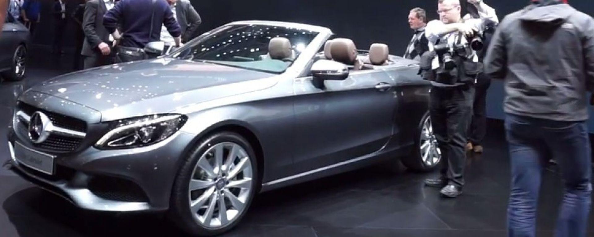 Ginevra 2016: le novità Mercedes