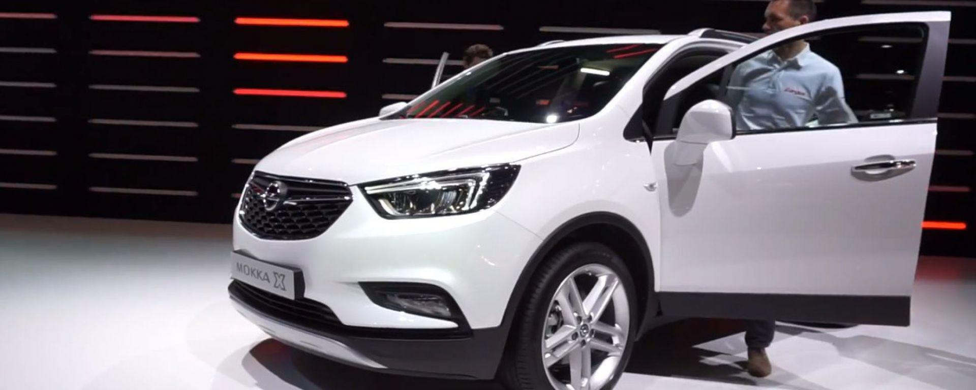 Ginevra 2016: le novità Opel