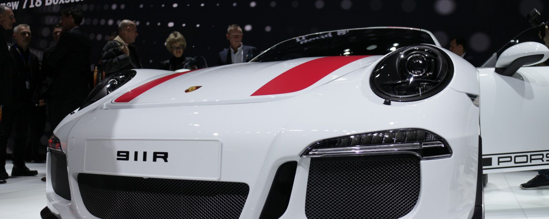 Ginevra 2016: le novità Porsche