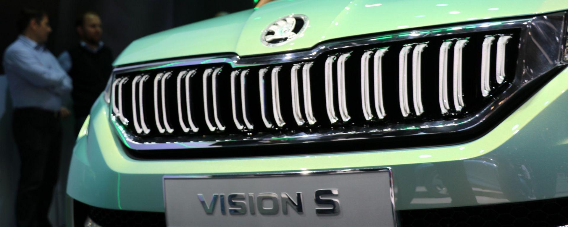 Ginevra 2016: le novità Škoda