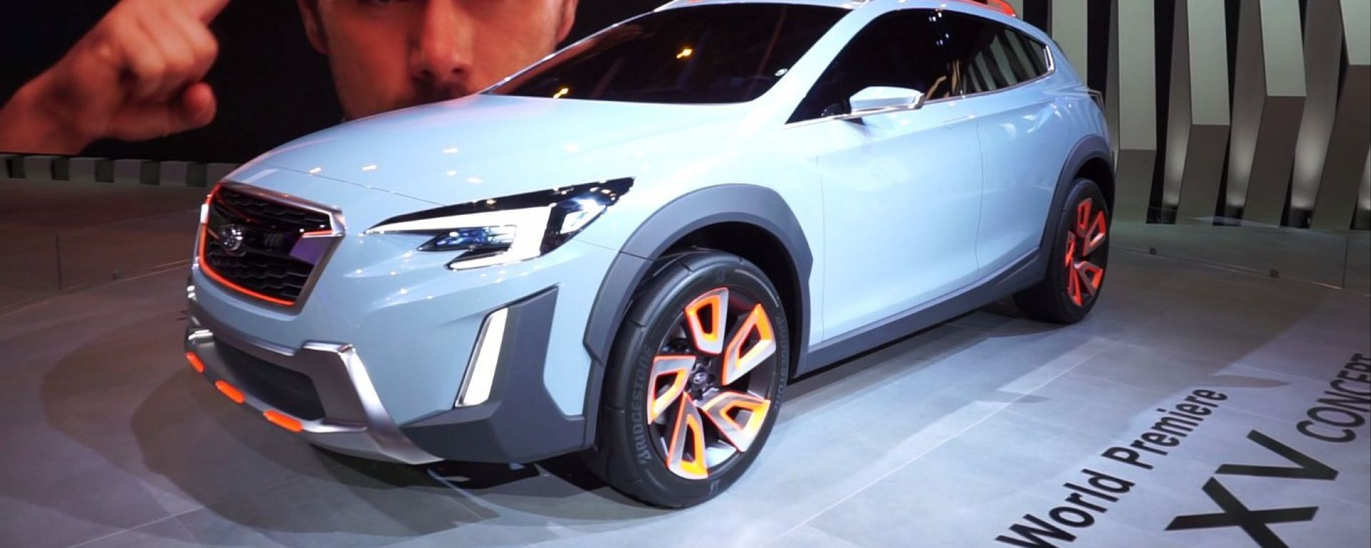 Ginevra 2016: le novità Subaru