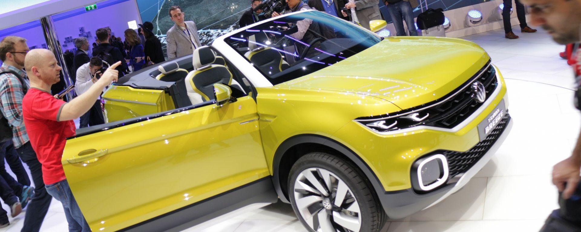 Ginevra 2016: le novità Volkswagen
