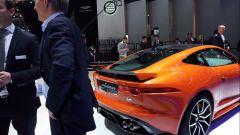 Ginevra 2016: lo stand Jaguar e Land Rover - Immagine: 3