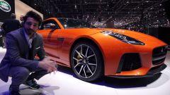 Ginevra 2016: lo stand Jaguar e Land Rover - Immagine: 1