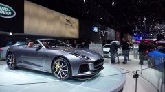 Ginevra 2016: lo stand Jaguar e Land Rover - Immagine: 6