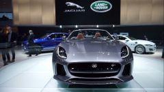 Ginevra 2016: lo stand Jaguar e Land Rover - Immagine: 7