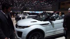 Ginevra 2016: lo stand Jaguar e Land Rover - Immagine: 9