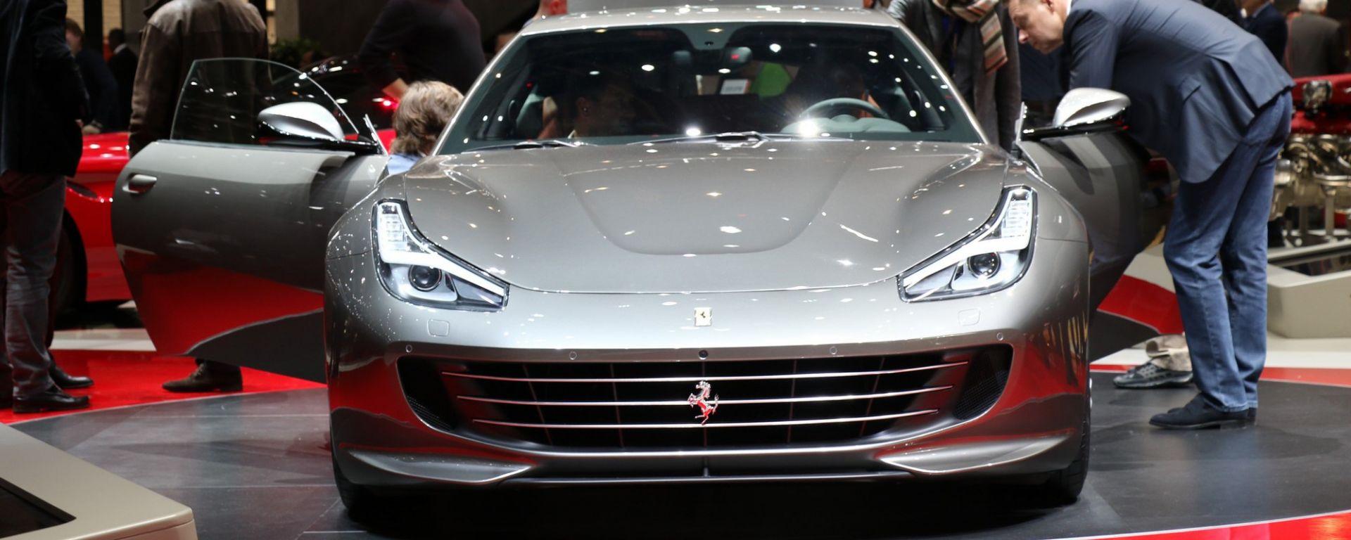 Ginevra 2016 - Notizie dalle Case: Ferrari