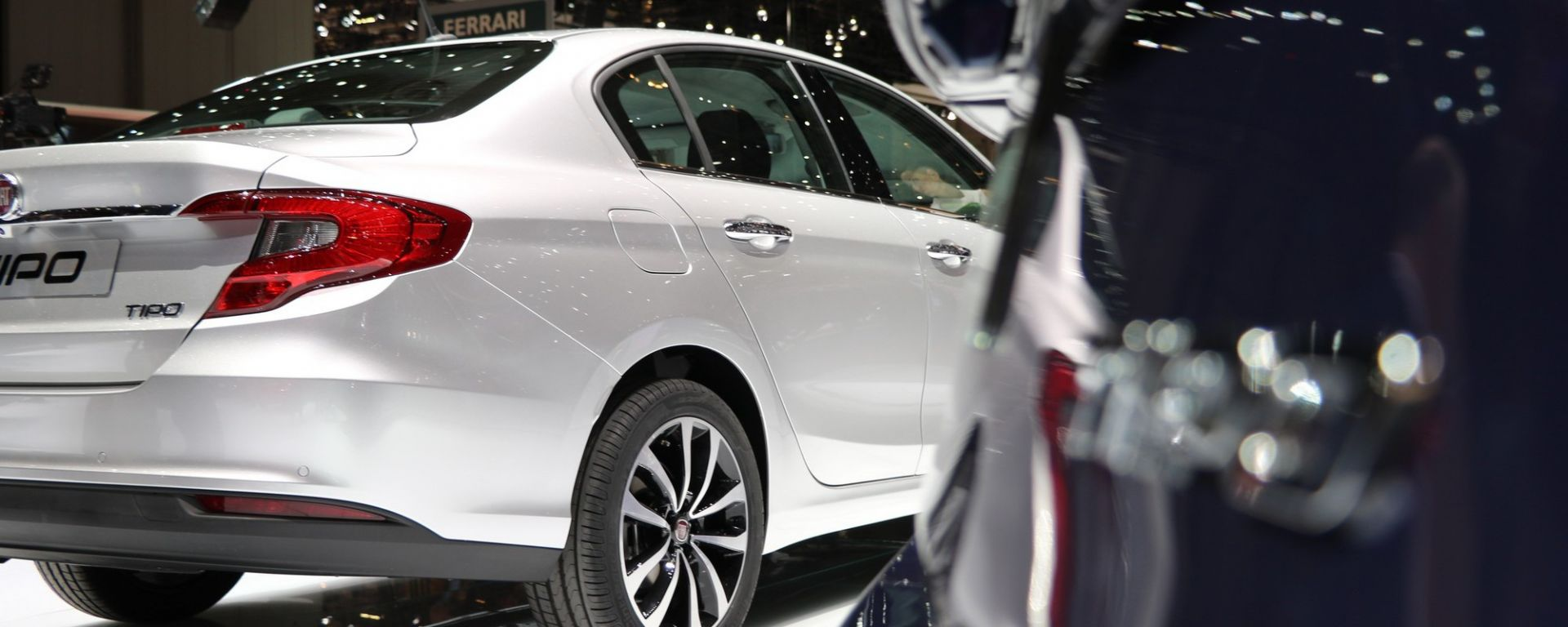 Ginevra 2016 - Notizie dalle Case: Fiat