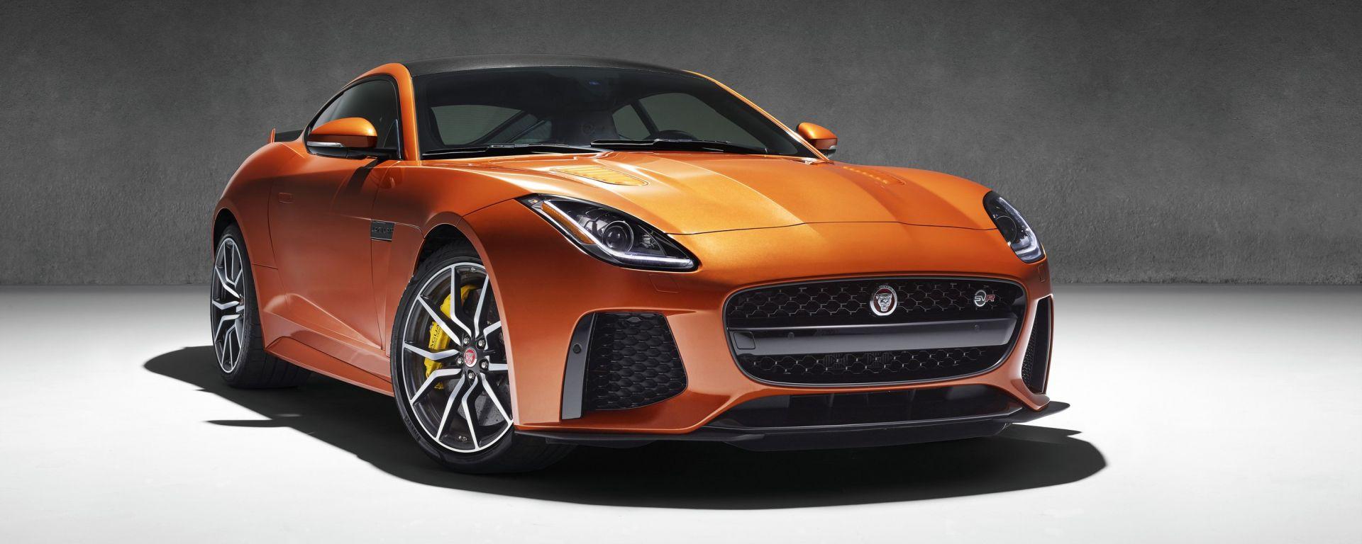 Ginevra 2016 - Notizie dalle Case: Jaguar