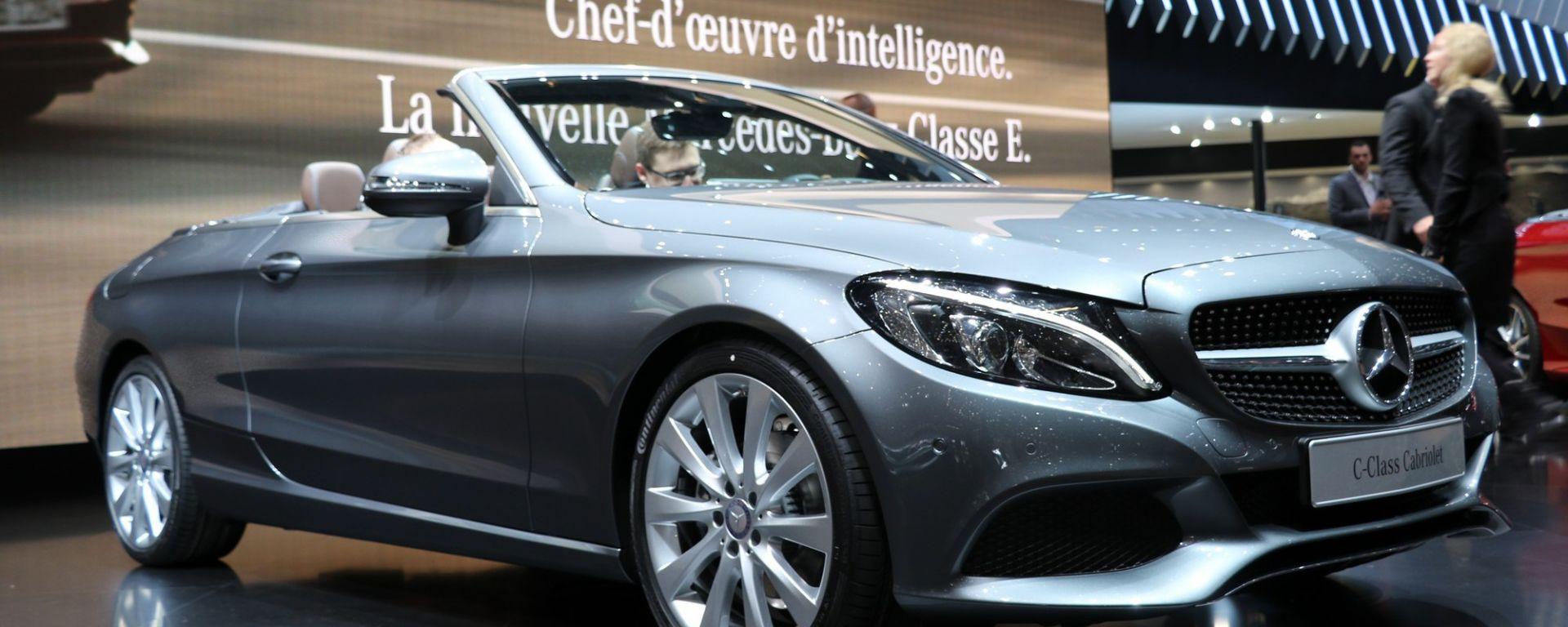 Ginevra 2016 - Notizie dalle Case: Mercedes e Smart