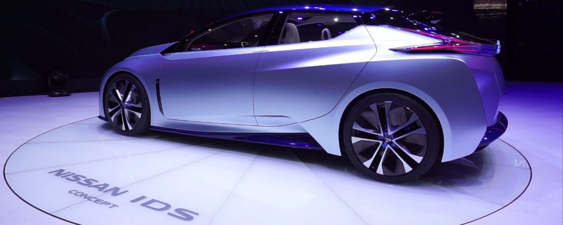 Ginevra 2016 - Notizie dalle Case: Nissan