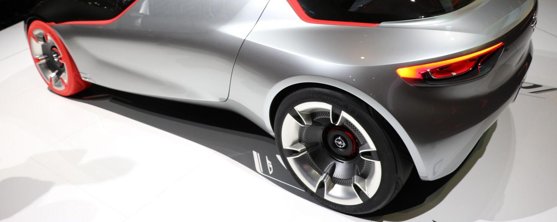 Ginevra 2016 - Notizie dalle Case: Opel