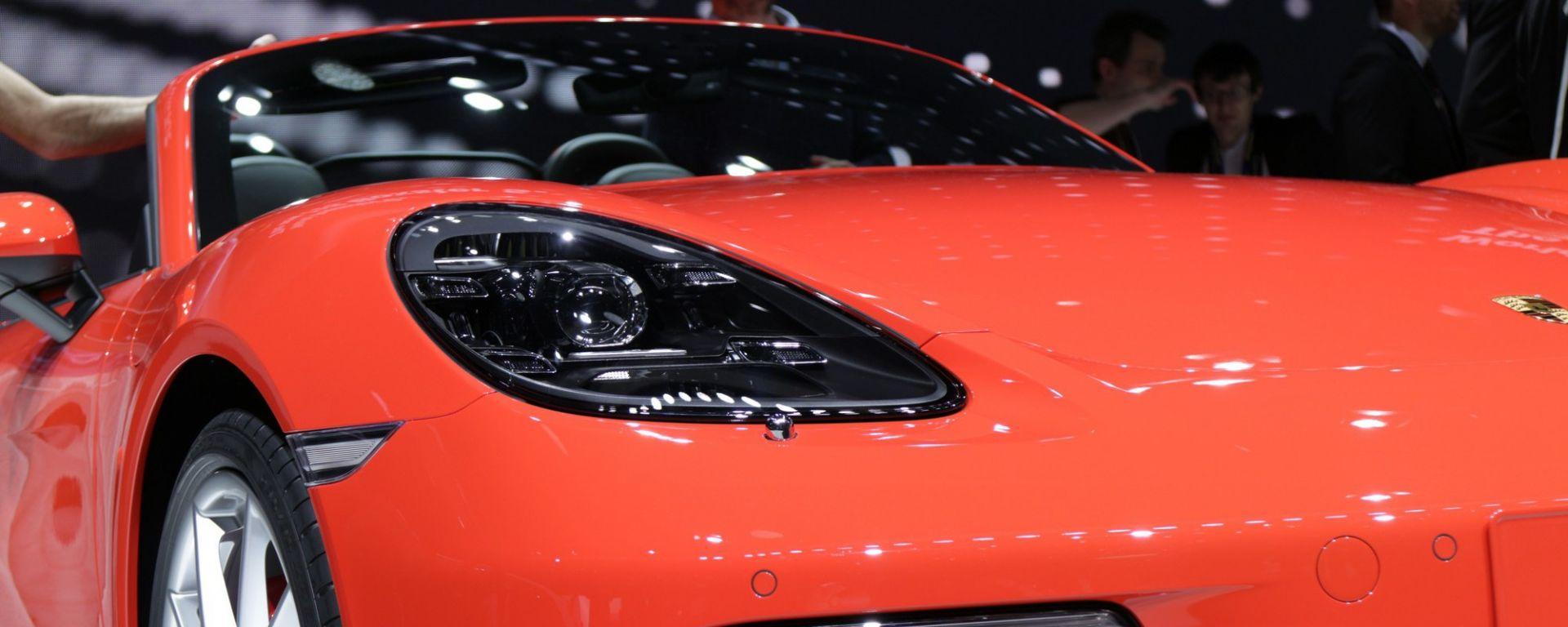 Ginevra 2016 - Notizie dalle Case: Porsche