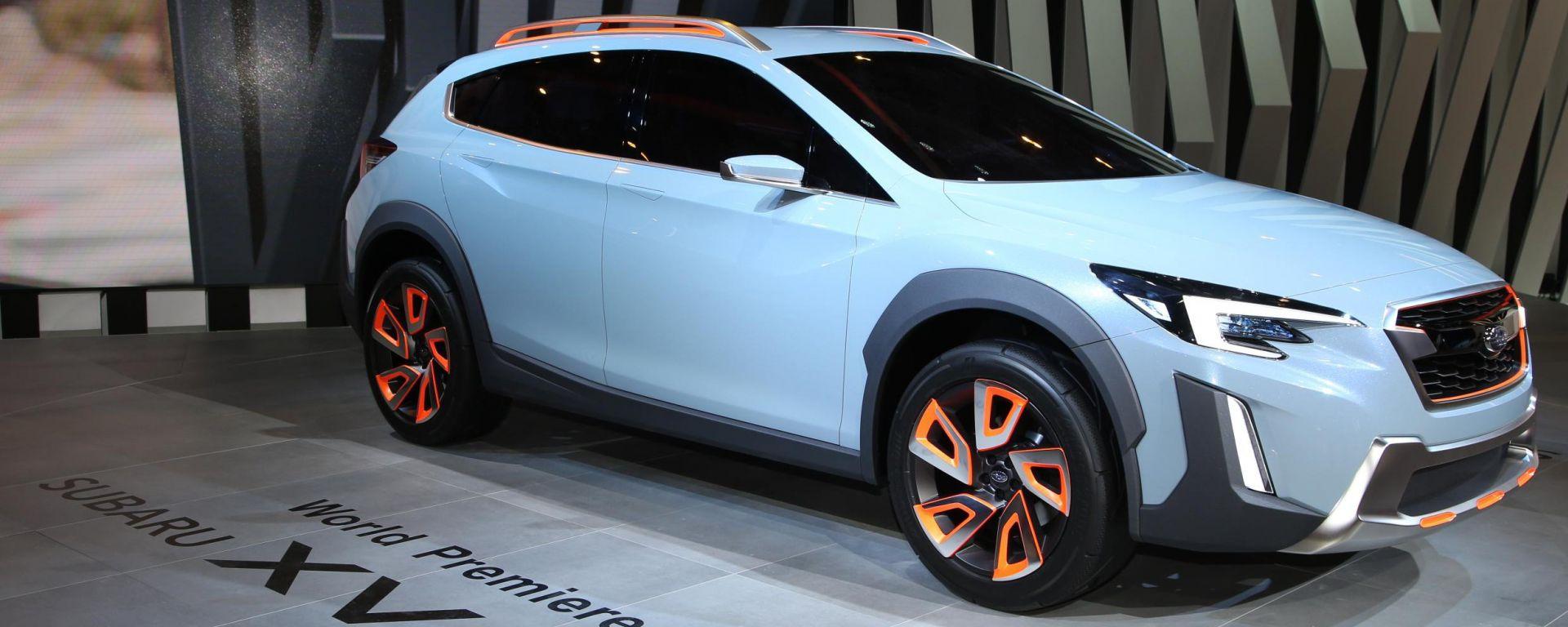 Ginevra 2016 - Notizie dalle Case: Subaru