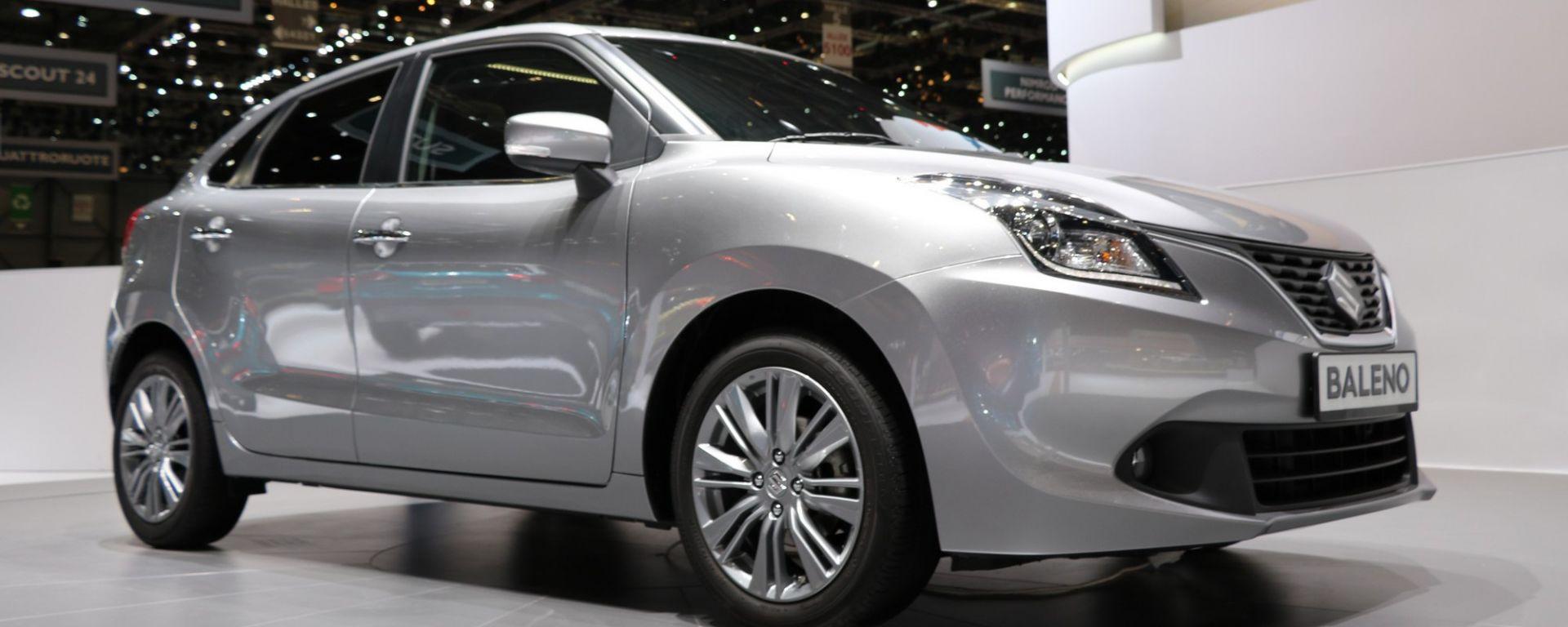 Ginevra 2016 - Notizie dalle Case: Suzuki
