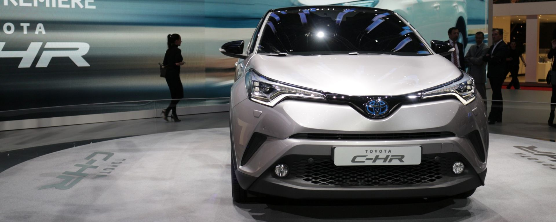 Ginevra 2016 - Notizie dalle Case: Toyota