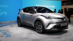 Ginevra 2016 - Notizie dalle Case: Toyota - Immagine: 3