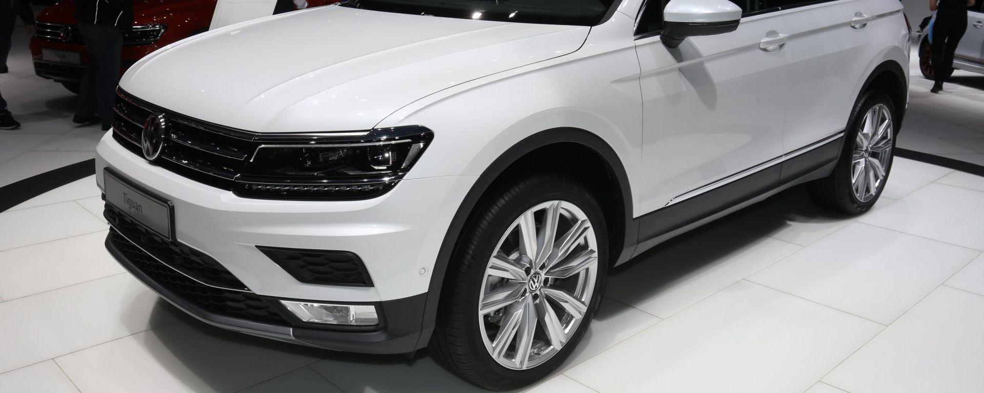 Ginevra 2016 - Notizie dalle Case: Volkswagen