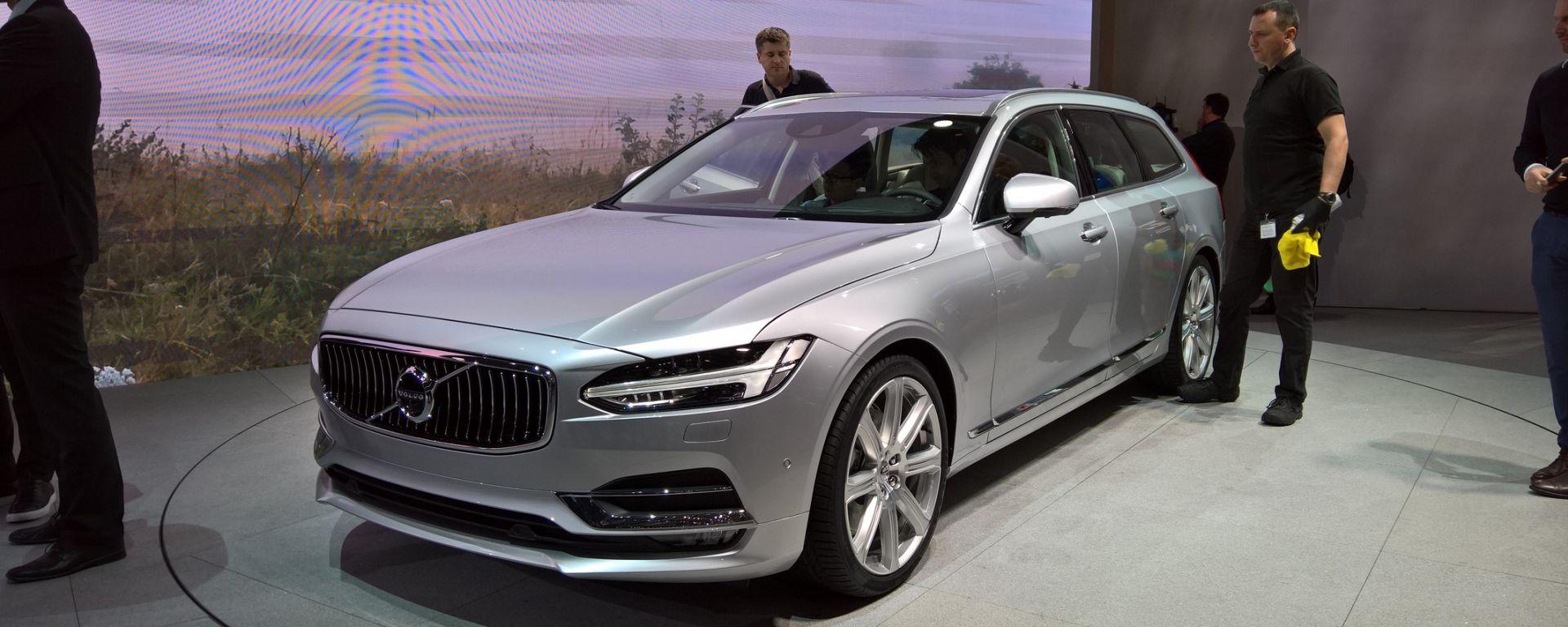 Ginevra 2016 - Notizie dalle Case: Volvo