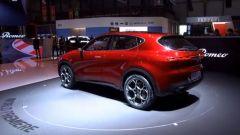 Alfa Romeo Tonale, svelato il concept del nuovo Suv compatto - Immagine: 7