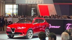 Alfa Romeo Tonale, svelato il concept del nuovo Suv compatto - Immagine: 6