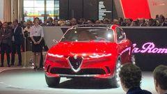 Alfa Romeo Tonale, svelato il concept del nuovo Suv compatto - Immagine: 11