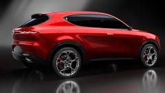 Alfa Romeo Tonale, svelato il concept del nuovo Suv compatto - Immagine: 8