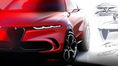 Alfa Romeo Tonale, svelato il concept del nuovo Suv compatto - Immagine: 21