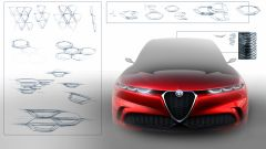 Alfa Romeo Tonale, svelato il concept del nuovo Suv compatto - Immagine: 22