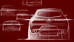 Alfa Romeo Tonale, svelato il concept del nuovo Suv compatto - Immagine: 24