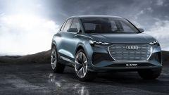 Audi Q4 e-tron concept, ecco il Suv elettrico compatto - Immagine: 4