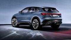 Audi Q4 e-tron concept, ecco il Suv elettrico compatto - Immagine: 5