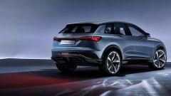 Audi Q4 e-tron concept, ecco il Suv elettrico compatto - Immagine: 6