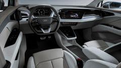 Audi Q4 e-tron concept, ecco il Suv elettrico compatto - Immagine: 1