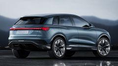 Audi Q4 e-tron concept, ecco il Suv elettrico compatto - Immagine: 17